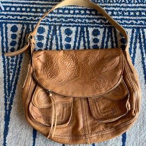 Lucky Brand Ramblin' Rose Stash Bag Dune